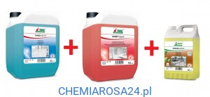 Tanex AZ 70 10L + Sanet tasonil 10L + Grease perfect 5L