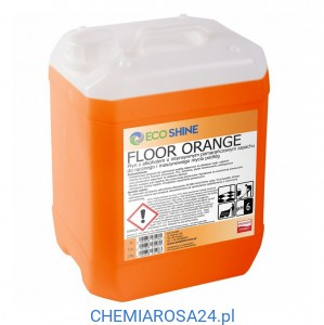 Eco Shine Floor Orange 10L alkoholowy płyn do podłóg