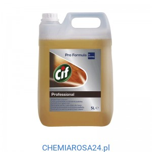 Cif Professional Wood Floor Cleaner 5L do drewna