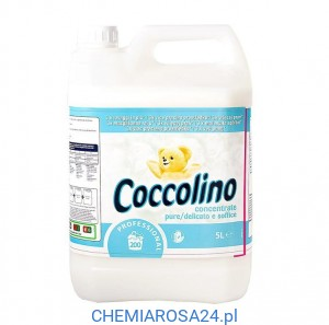 Coccolino concentrate pure 5l koncentrat do płukania tkanin