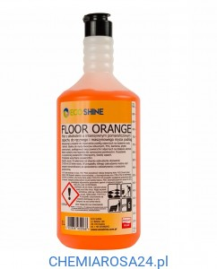 Eco Shine Floor Orange 1L alkoholowy płyn do podłóg