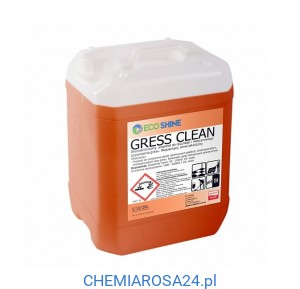 Eco Shine Gress Clean 10L do mycia gresu