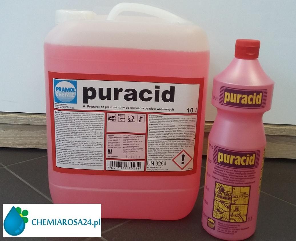 Pramol Chemie Puracid profesjonalny środek do mycia łazienek