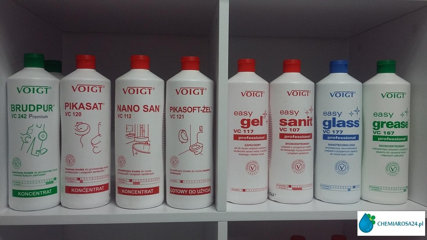 Chemia profesjonalna Voigt chemiarosa24.pl