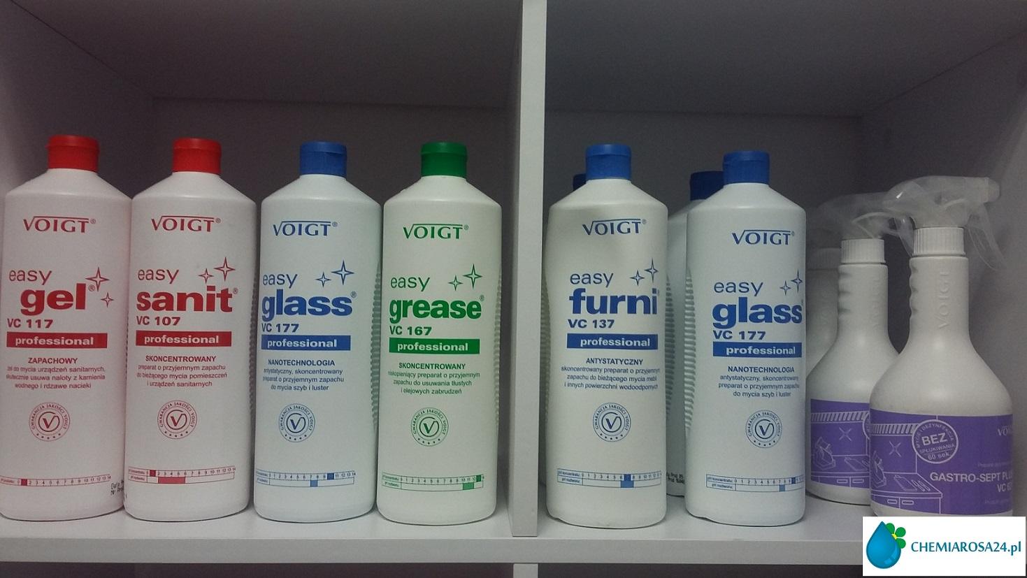 Profesjonalne środki czystości Voigt chemiarosa24.pl