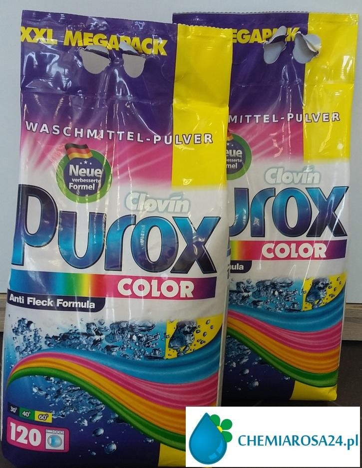 Proszek do prania Clovin Purox chemiarosa24.pl