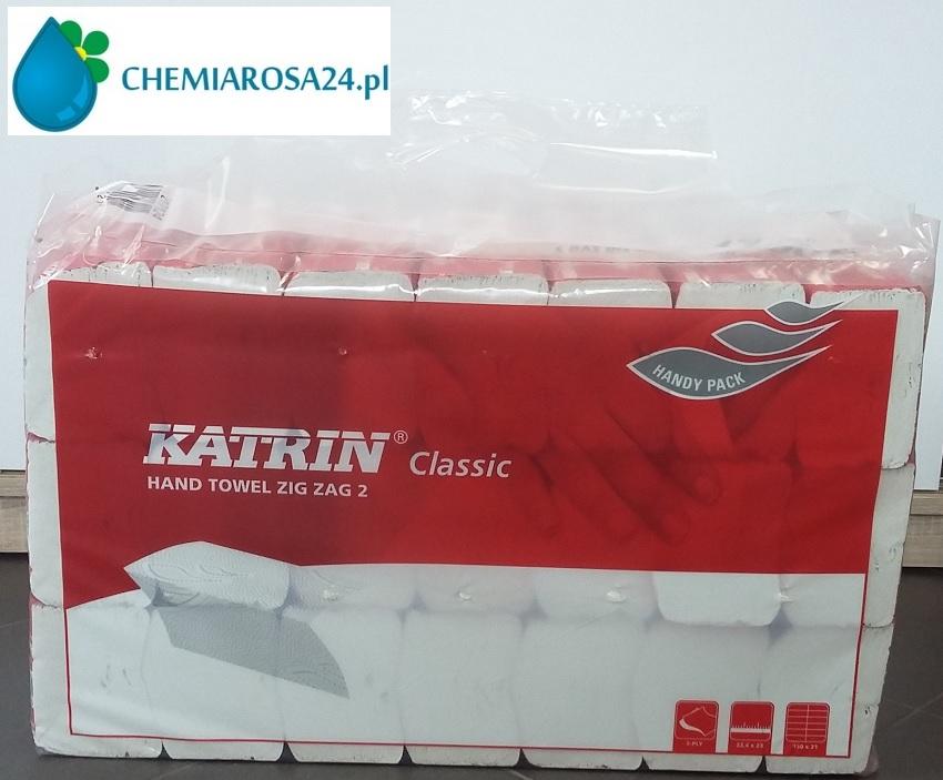 Ręcznik papierowy składany ZZ Katrin Classic 100621